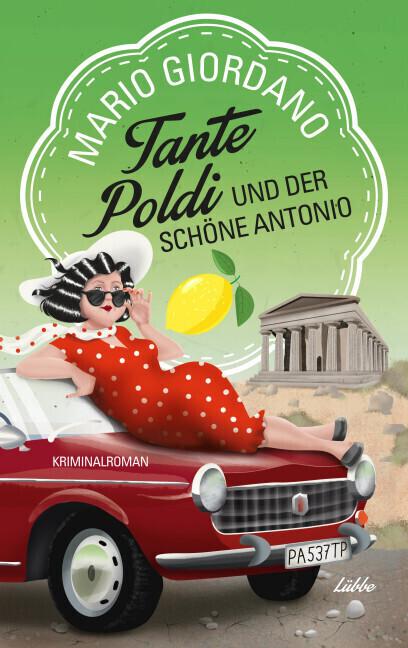 Tante Poldi und der schöne Antonio als Buch