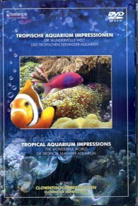 Tropische Aquarium Impressionen als DVD
