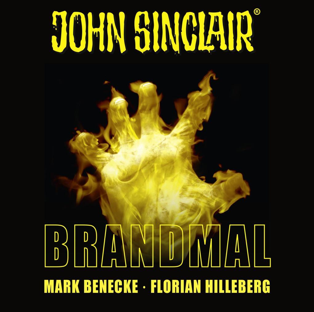 John Sinclair - Brandmal als Hörbuch