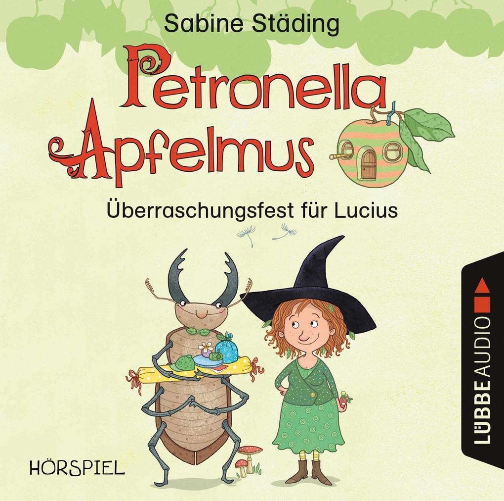 Image of Petronella Apfelmus - Überraschungsfest für Lucius