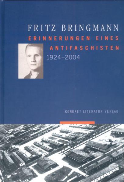 Erinnerungen eines antifaschisten 1924-2004 als Buch