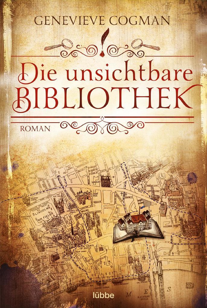 Die unsichtbare Bibliothek als Taschenbuch