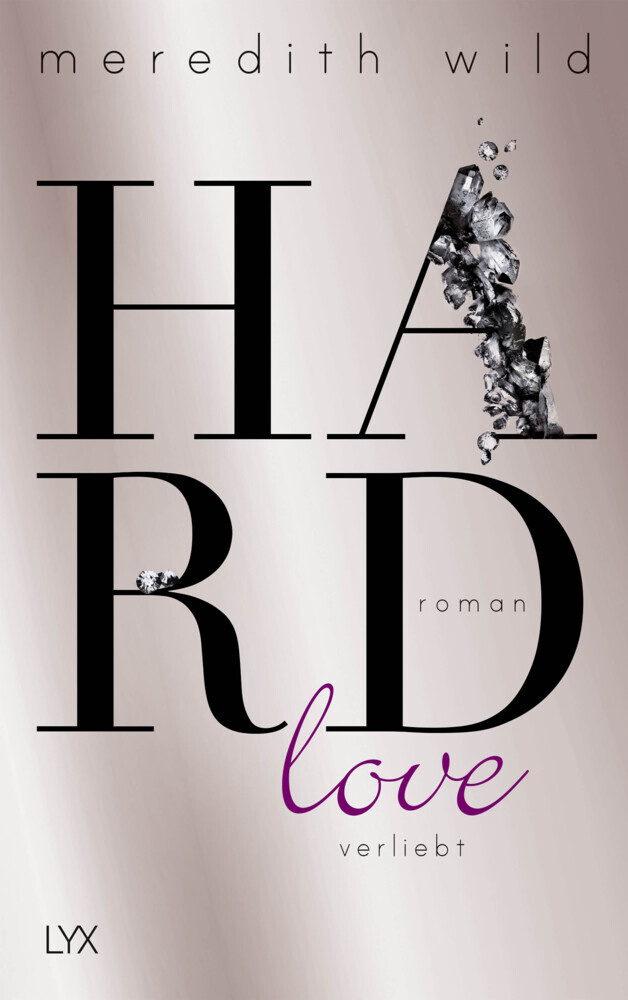 Hardlove 05 - verliebt als Buch