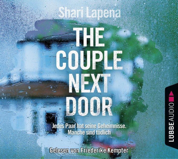 The Couple Next Door als Hörbuch