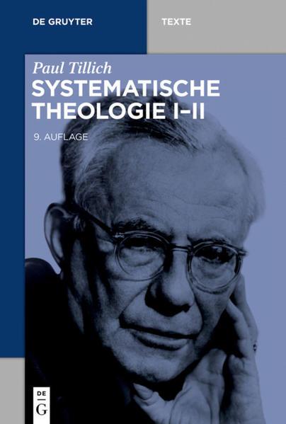 Systematische Theologie I-II als Buch