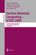 Service-Oriented Computing -- ICSOC 2003