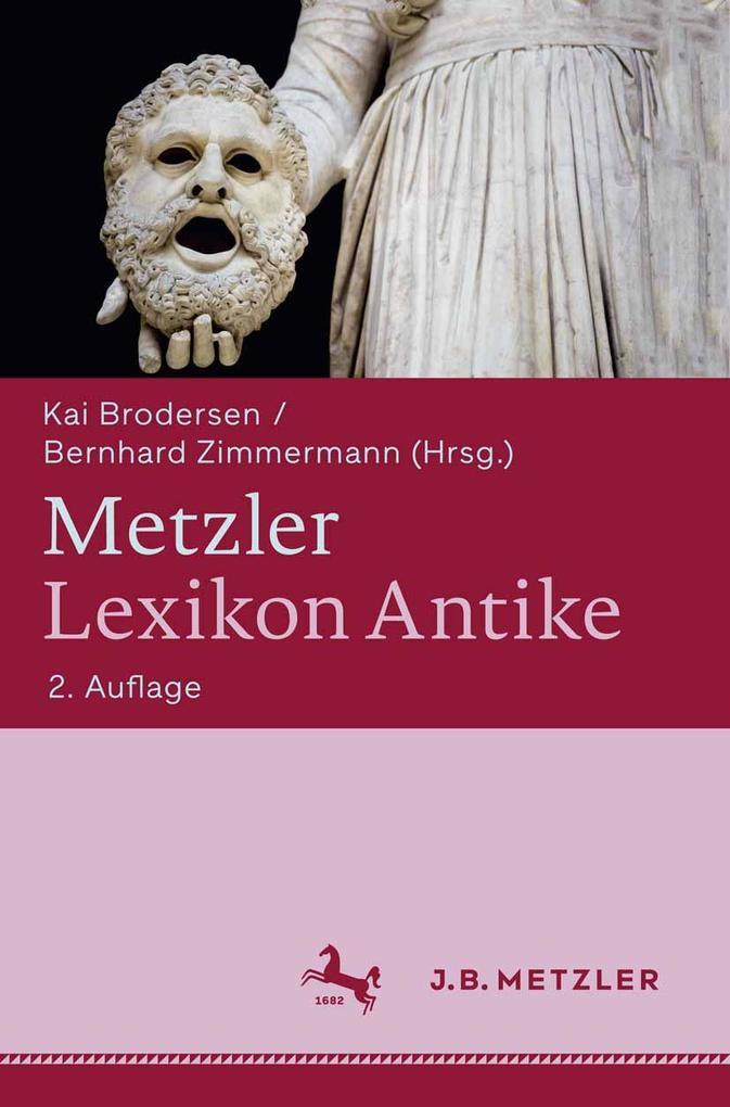 Metzler Lexikon Antike als eBook Download von