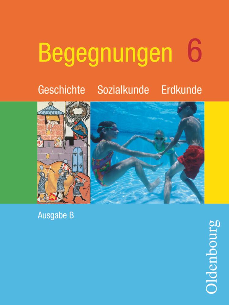 Begegnungen B 6. Neu als Buch