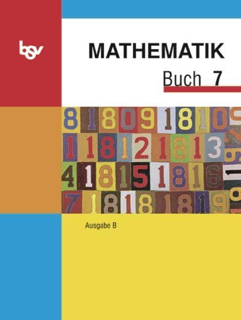 Mathematik Buch B 7 als Buch