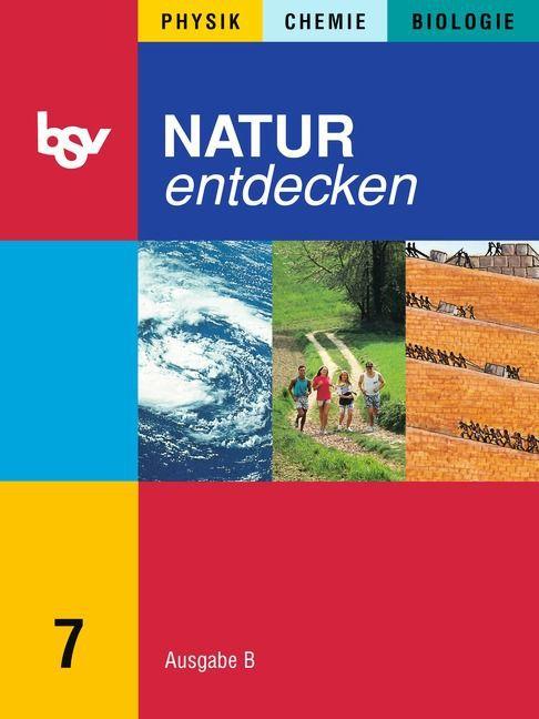 Natur entdecken B 7 als Buch