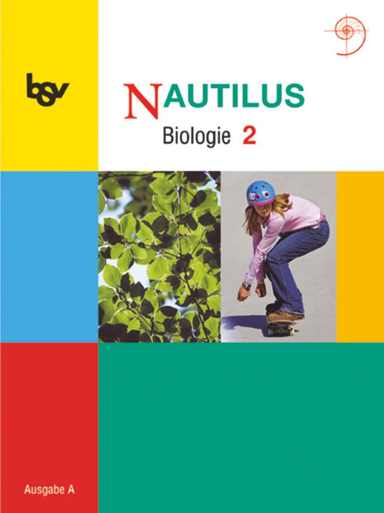 Nautilus A. Schülerbuch 2. Klasse 7/8 als Buch