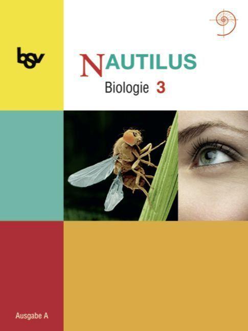 Nautilus A . Schülerbuch 3. Klasse 9/10 als Buch