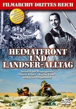 Heimatfront und Landser-Alltag als DVD