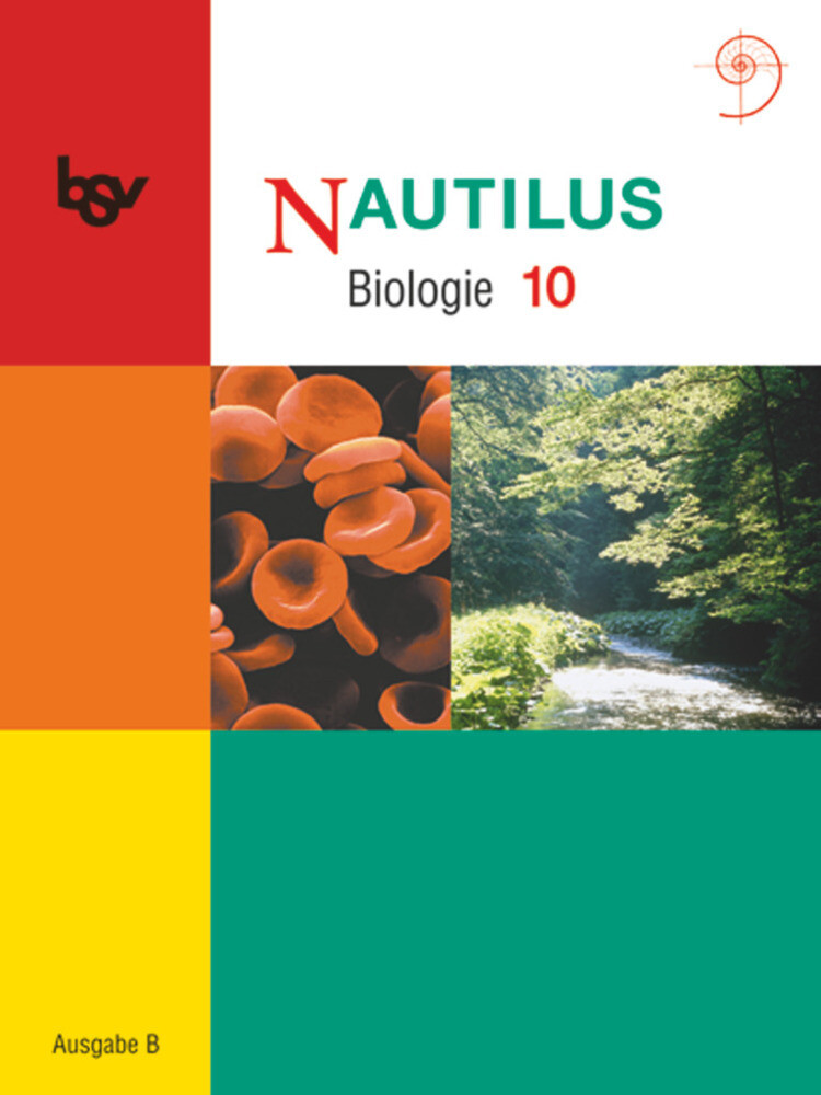 Nautilus B 10. Schulbuch. Bayern als Buch