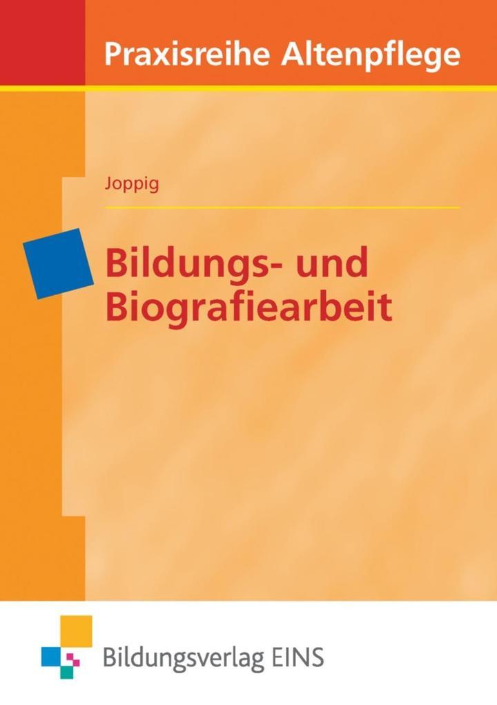Bildungs- und Biografiearbeit als Buch