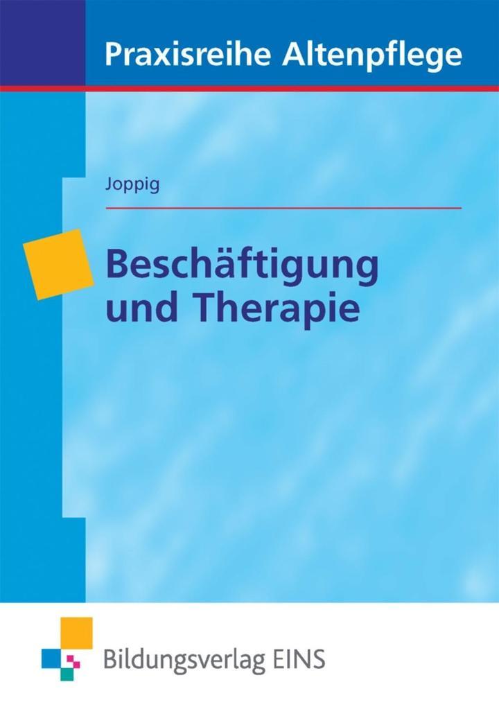 Beschäftigung und Therapie als Buch