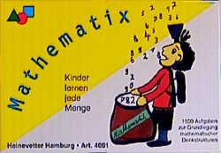 Mathematix. Kinder lernen jede Menge als Buch