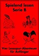 Spielend lesen für Anfänger. Serie B. (rot)