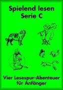 Spielend lesen für Anfänger. Serie C. (grün)