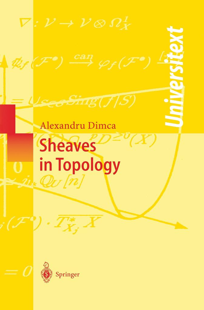 Sheaves in Topology als Buch