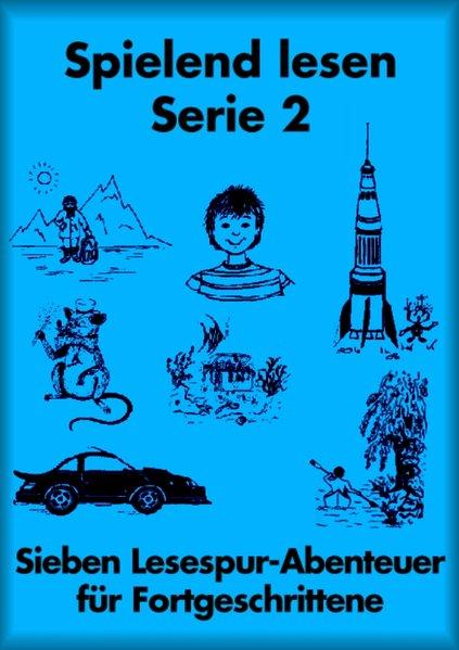 Spielend lesen. Serie 2 (blau) als Buch