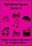 Spielend lesen. Serie 3 (violett)