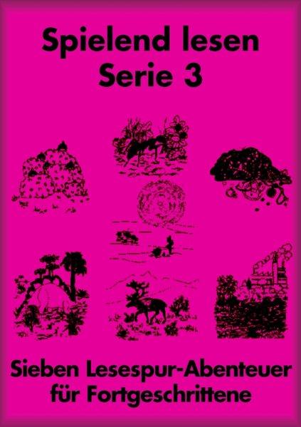 Spielend lesen. Serie 3 (violett) als Buch