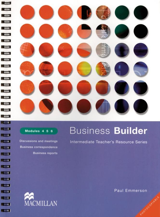 Business Builder. Modules 4, 5, 6 als Buch