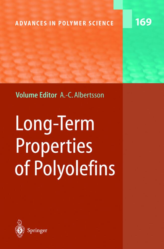Long-Term Properties of Polyolefins als Buch