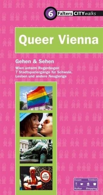Queer Vienna als Buch