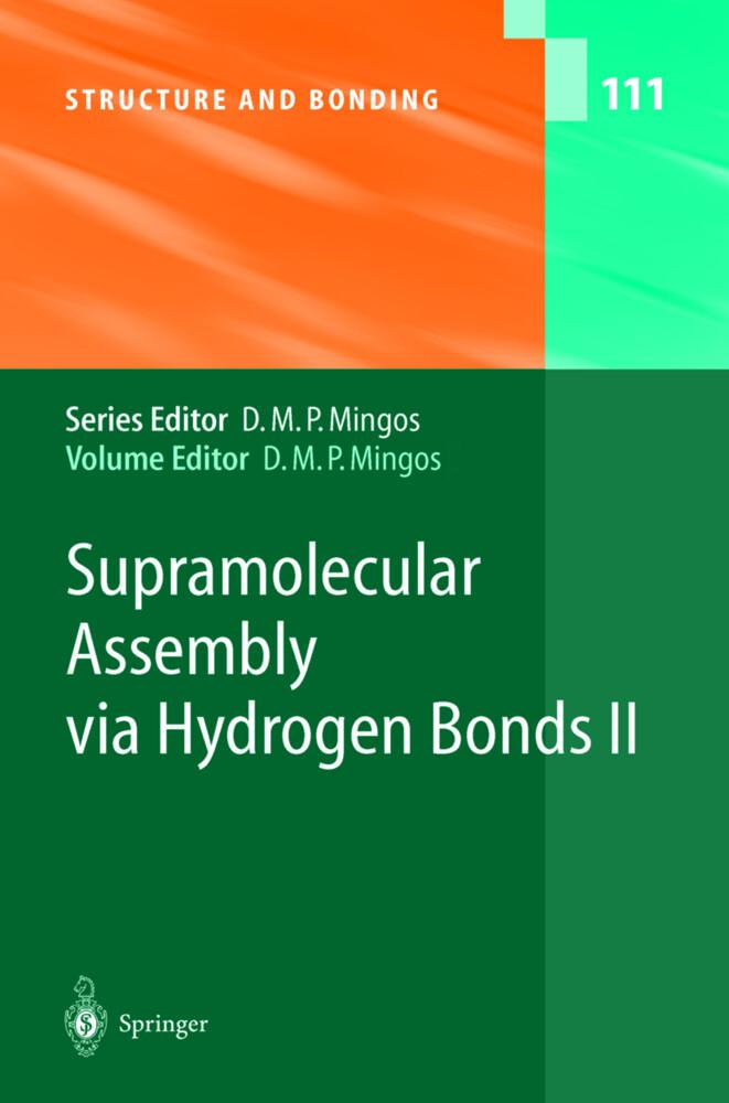 Supramolecular Assembly via Hydrogen Bonds II als Buch