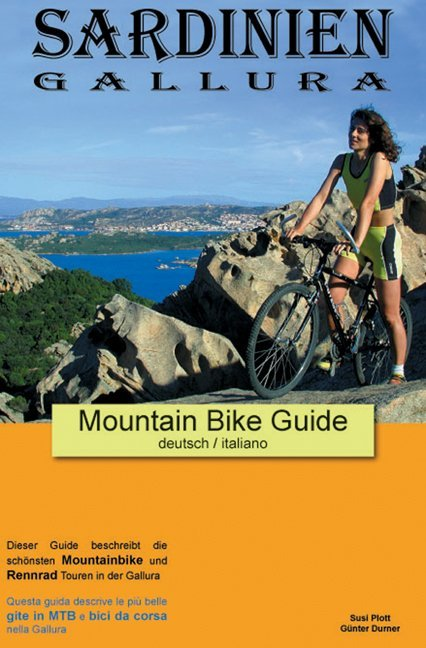 Sardinien-Gallura. Mountain Bike Guide. Set als Buch
