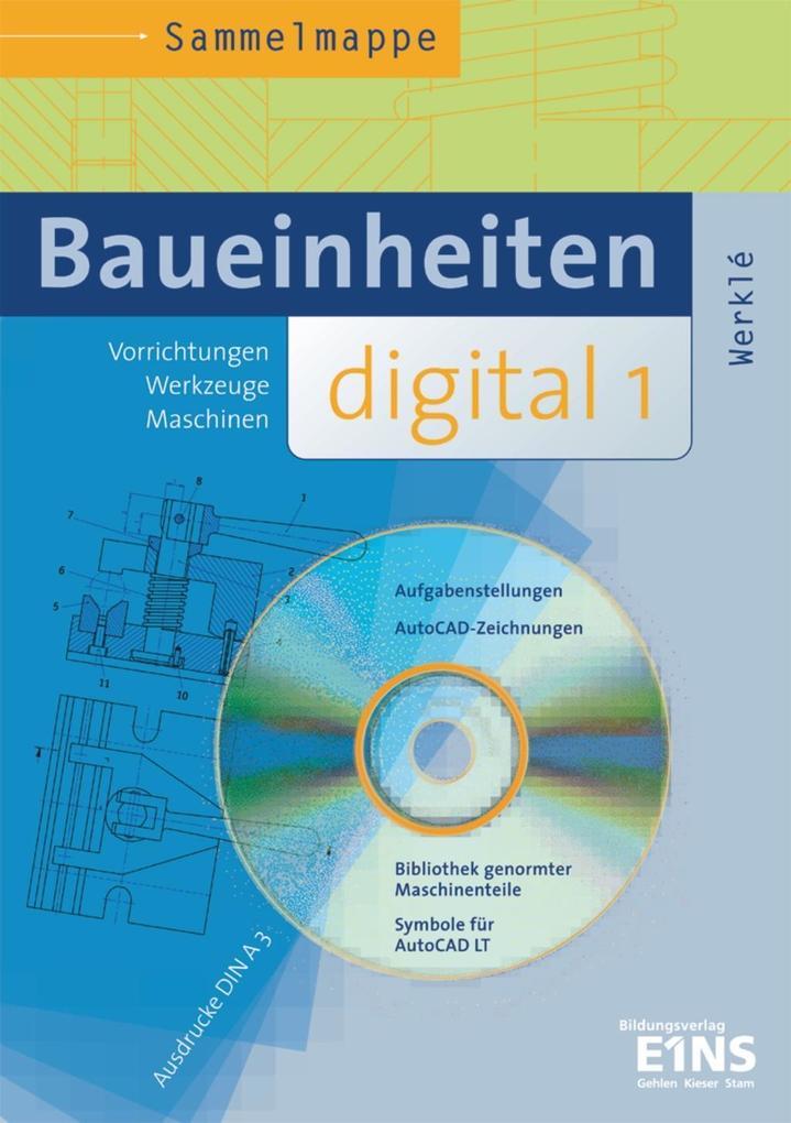 Metalltechnik. Baueinheiten 1. Materialienband als Buch