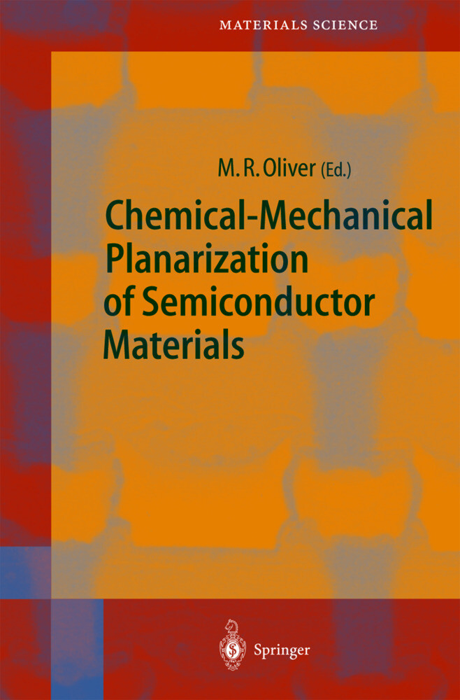 Chemical-Mechanical Planarization of Semiconductor Materials als Buch