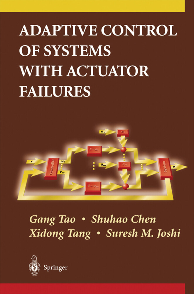 Adaptive Control of Systems with Actuator Failures als Buch