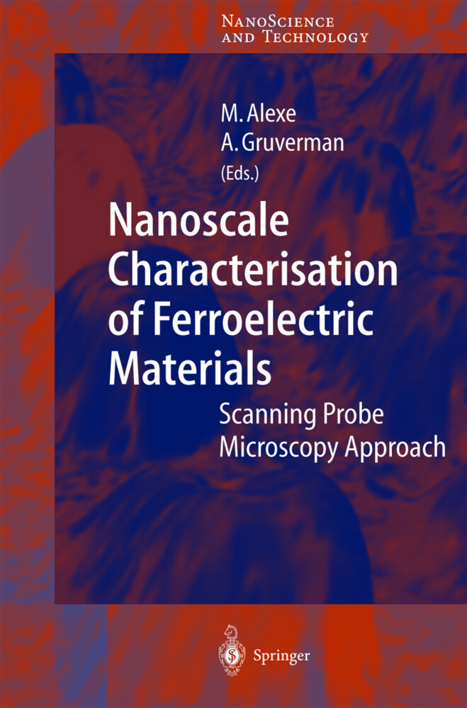 Nanoscale Characterisation of Ferroelectric Materials als Buch