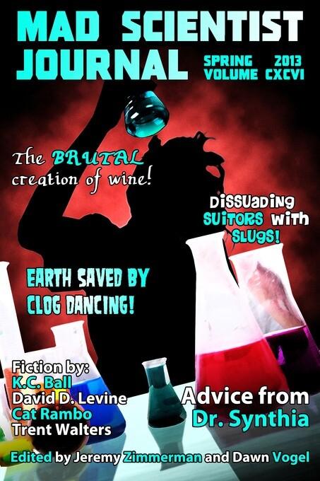Mad Scientist Journal: Spring 2013 als eBook Do...