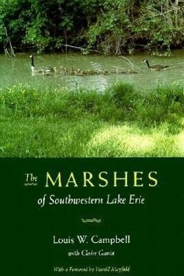 Marshes of S W Lake Erie als Buch