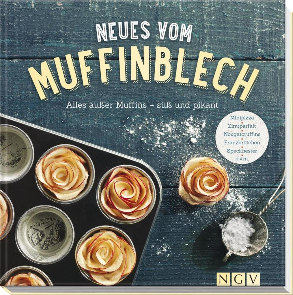 Neues vom Muffinblech als Buch