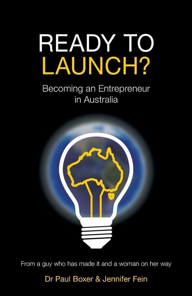 Ready to Launch? als Taschenbuch von Paul Boxer...