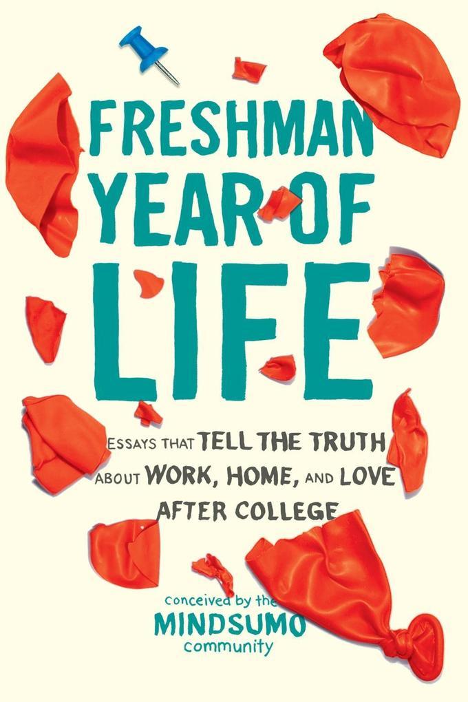Freshman Year of Life als eBook Download von