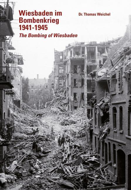 Wiesbaden im Bombenkrieg 1941-45 als Buch