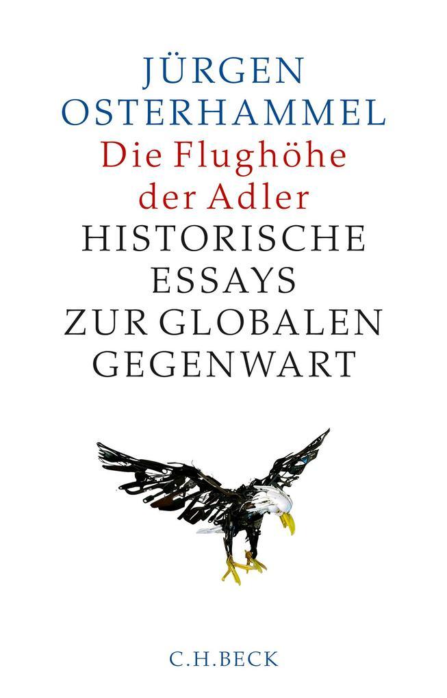Die Flughöhe der Adler als Buch