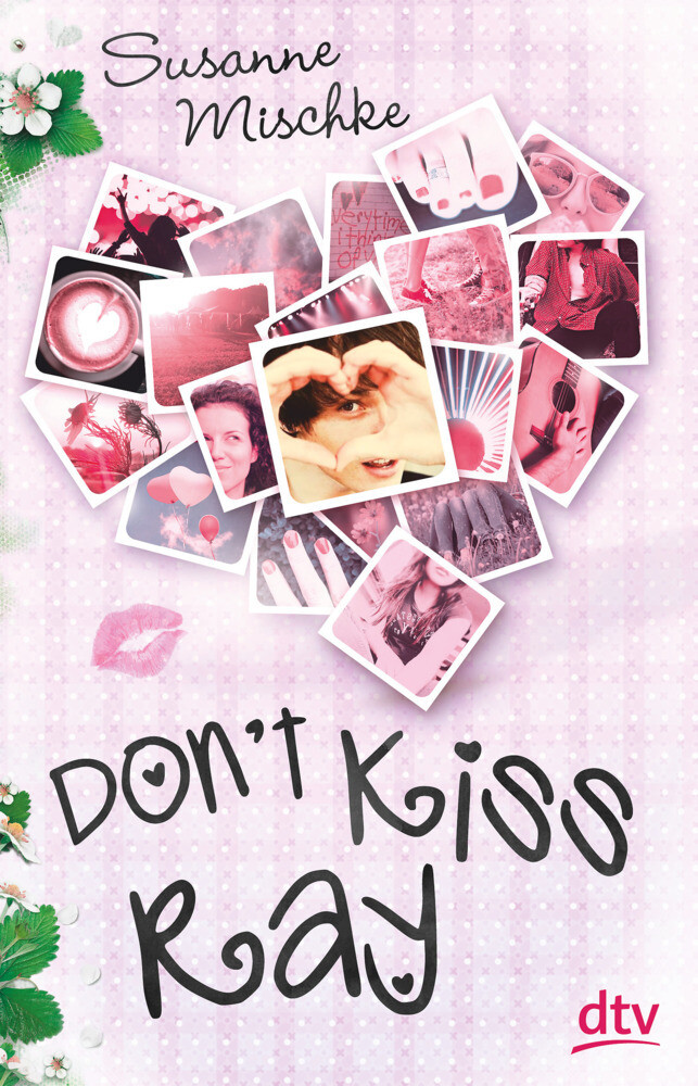 Don't Kiss Ray als Buch