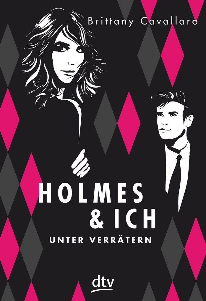 Holmes und ich - Unter Verrätern als Buch