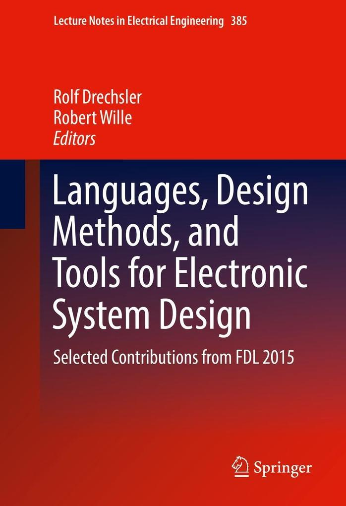 Languages, Design Methods, and Tools for Electr...