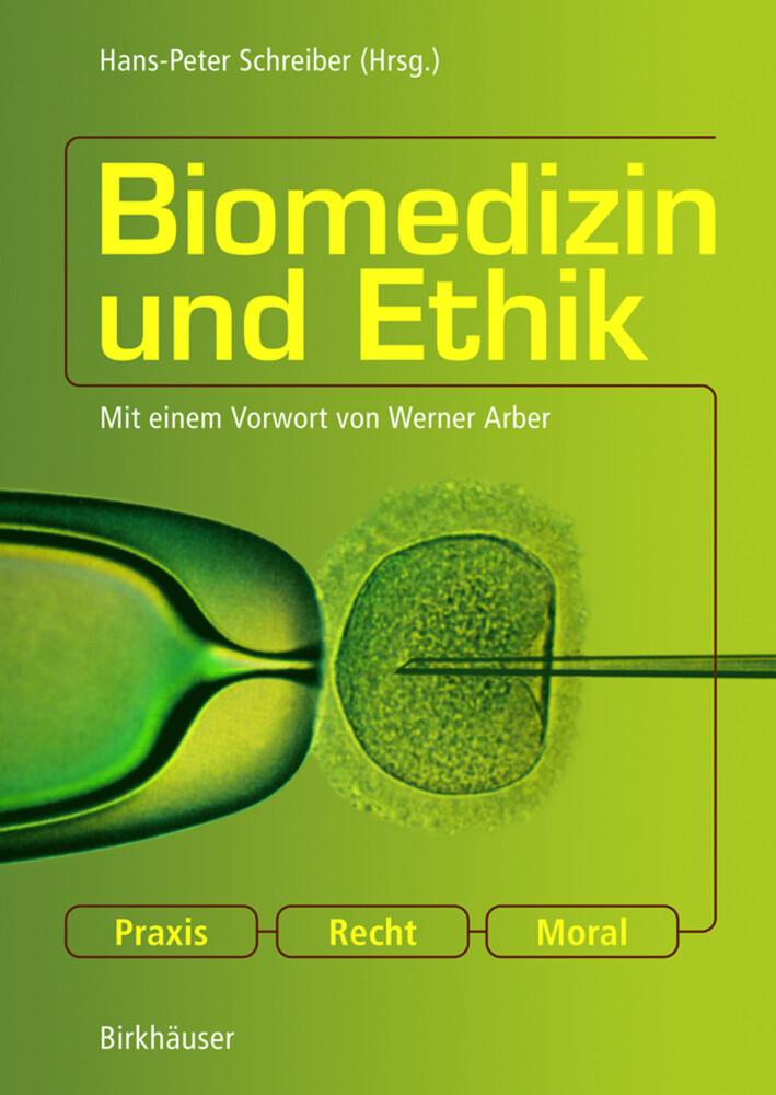 Biomedizin und Ethik als Buch (kartoniert)
