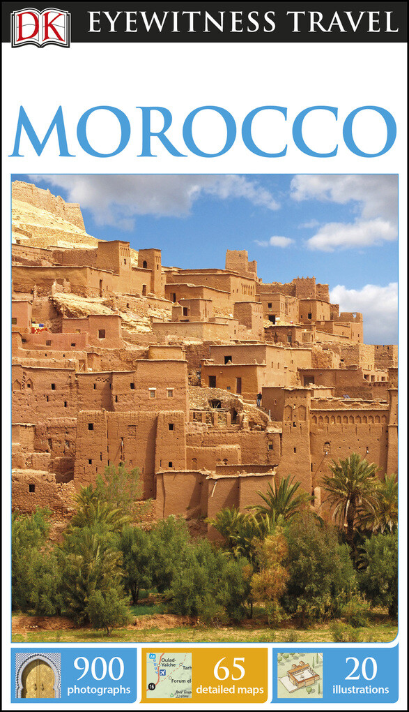 DK Eyewitness Travel Guide Morocco als eBook Do...
