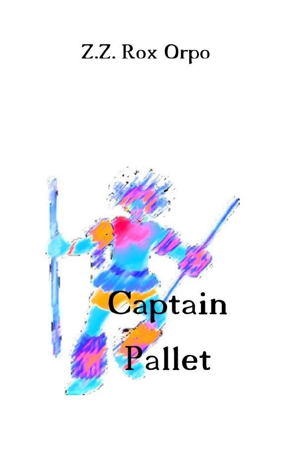 Captain Pallet als Buch (kartoniert)