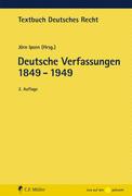Deutsche Verfassungen 1849 - 1949